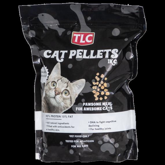 TLC Cat Pellets Salmon Flavour